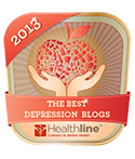 Best Depression Blog 2013 Award