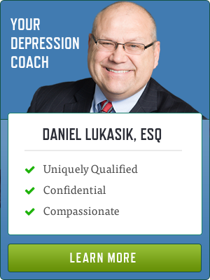 Dan Lukasik - Your Depression Coach