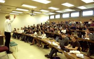 law classroom