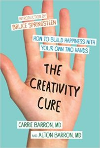 creativity cure book