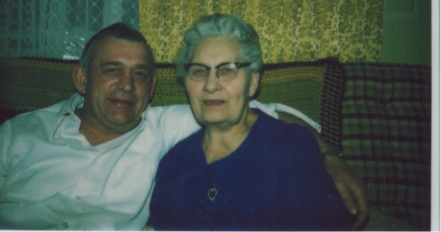 Dad and Grandma